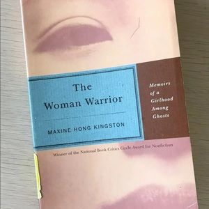 The Woman Warrior by Maxine Hong Kingston